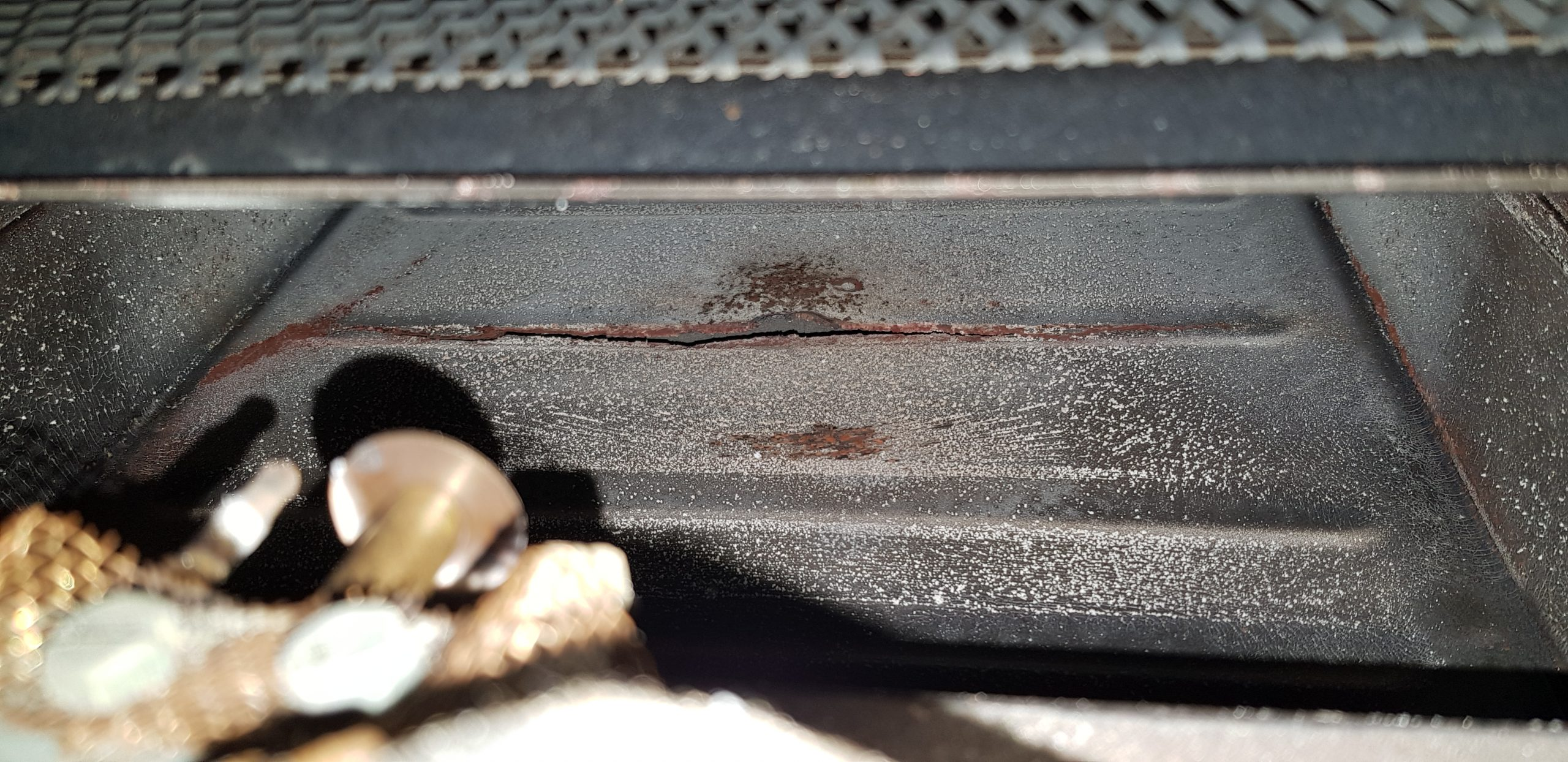 Braemar Cracked Wall Furnace Carbon Monoxide Issue
