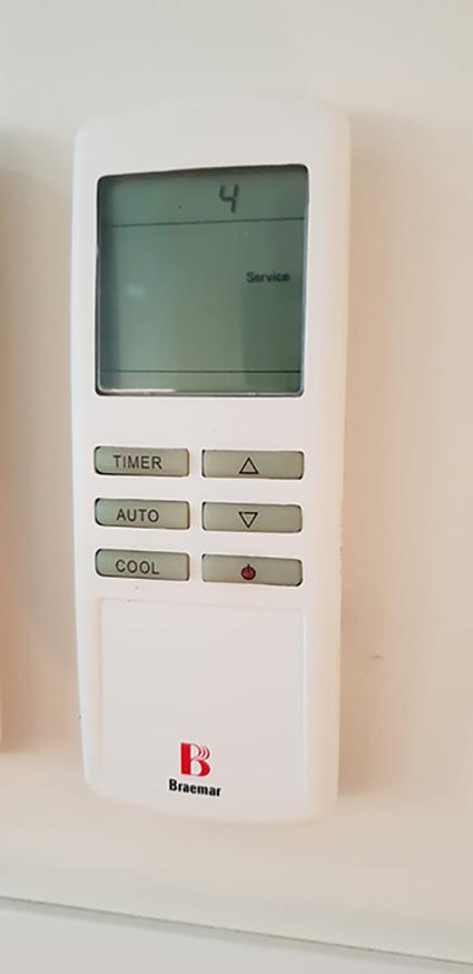 Braemar Evaporative Cooling controller